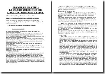 Cours de Droit Administratif 2ème Partie