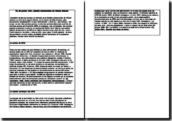 TC, 22 janvier 1921, Société Commerciale de l'Ouest Africain