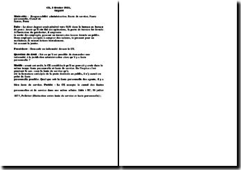 CE, 3 février 1911, Anguet