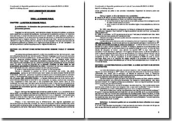 Droit administratif des biens (version 3)