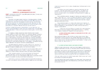 Conseil d'Etat, 31 mars 2008, Garde des sceaux, ministre de la justice contre consorts Gilles A.