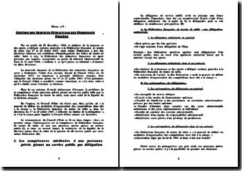 Conseil d'Etat, 22 novembre 1974, Fédération des industries françaises de sport