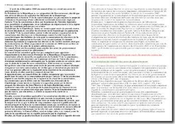 Conseil d'Etat, 4 décembre 2003, Feler
