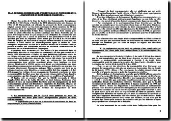 CJCE, 19 novembre 1991, Francovitch c/ République italienne
