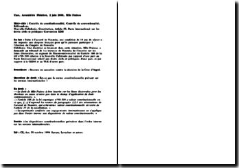 Cassation Ass. 2 juin 2000, Mlle Fraisse