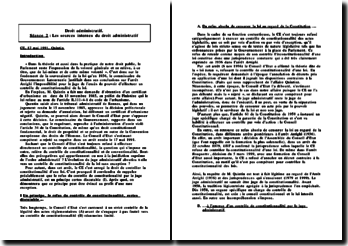 Arrêt Quintin, CE, 17 mai 1991