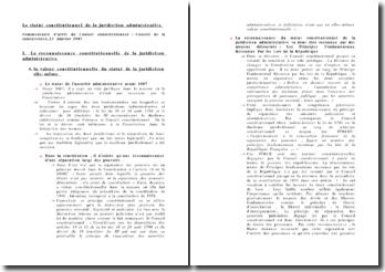 Cons Consti. 1987. Conseil de la Concurrence