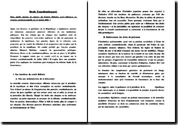 Dans quelle mesure le rapport du Comité Balladur a-t-il influencé la révision constitutionnelle du 23 juillet 2008?