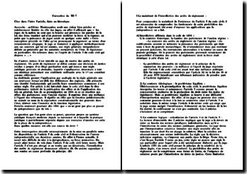Article 5 du code civil
