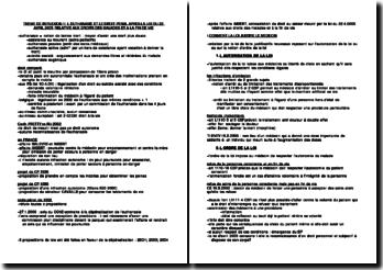 L'euthanasie et le droit pénal depuis la loi du 22 mars 2005 relative aux droits des malades et la fin de vie