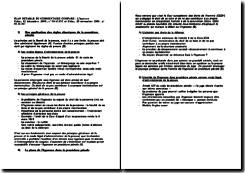 Cassation Crim. 28 nov 2001 et 12 décembre 2000