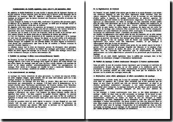 Cass. 1ère civ. 20 novembre 1963 Appietto