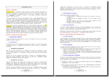 Procédure civile (à jour de septembre 2008)