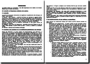 Droit du commerce international (version 3)