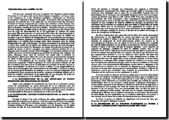Arrêt busqueta - 13 juin 1814