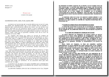 Cassation 1ère Civ. 3 juillet 1996