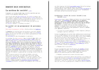 Droit des sociétés (version 2)
