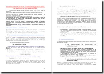 La naissance de la société : l'immatriculation au registre du commerce et des sociétés (RCS)