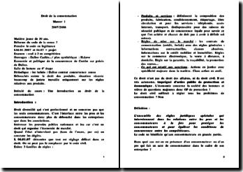 Droit de la consommation (version 2)