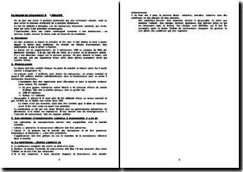 Le régime du règlement N 4064/89