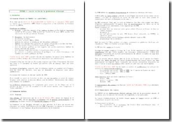 Déontologie de l'avocat : Accès et fin de la profession d'avocat
