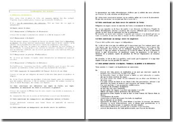 Déontologie de l'avocat : La discipline des avocats
