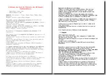 Le Maghreb dans l'histoire des Relations Internationales