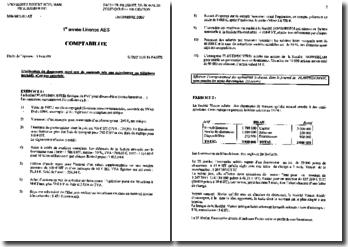 Anales de comptabilité décembre 2007