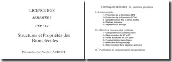 Technique d'étude des protéines