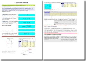 Cours d'électronique 100 pages