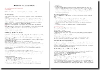 Origines antiques du droit français