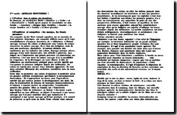 Géographie des Frontières (Partie 2/3)