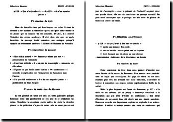 Les Confessions - Jean Jacques Rousseau - Pages 124 à 128