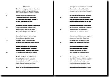 Les Méditations poétiques de Lamartine - L'isolement
