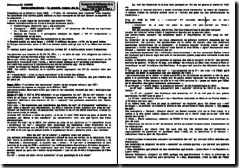 Nationalisations : la grande vague de la Libération ? Asselain