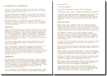 Le concept de la Kamitude - P.Nillon