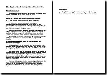 L'Etat le droit objectif et la loi positive - Léon Duguit