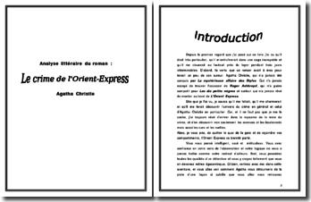 Le crime de l'Orient Express - Agatha Christie