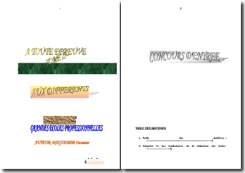 Réussir sa dissertation et sa synthèse de dossier