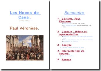 Les Noces de Cana, Paolo Véronèse