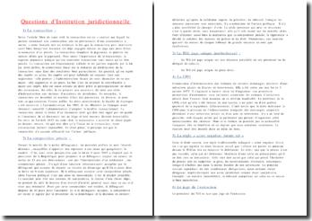 40 points de révision sur les institutions juridictionnelles françaises