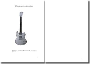La guitare électrique - Comment le son est-il transmis de la corde au jack ?
