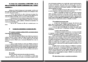 Le temps des contestations (1960-1980) : de la mise en question du modèle productiviste aux « années orphelines ».