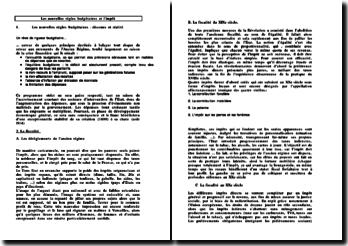 Histoire de la société française : Les nouvelles règles budgétaires et l'impôt